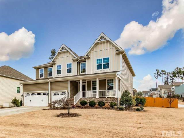 108 Horncliffe Way, Holly Springs, NC 27540 (#2301523) :: Triangle Top Choice Realty, LLC
