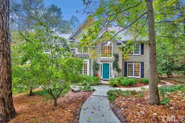 205 Collinson Drive, Chapel Hill, NC 27514 (#2301533) :: The Results Team, LLC