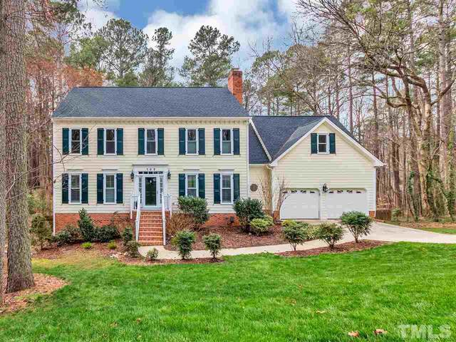 103 King Henry Court, Cary, NC 27511 (#2301534) :: Team Ruby Henderson