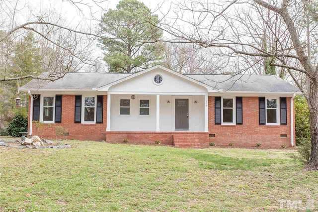 106 Bennington Drive, Chapel Hill, NC 27516 (#2301553) :: RE/MAX Real Estate Service