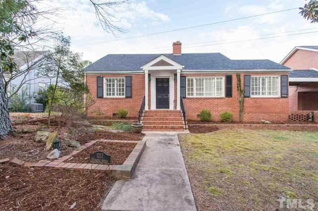 1217 Mitchell Street, Raleigh, NC 27607 (#2301572) :: Dogwood Properties