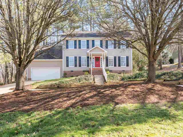 4721 Highgate Drive, Durham, NC 27713 (#2301581) :: Marti Hampton Team brokered by eXp Realty