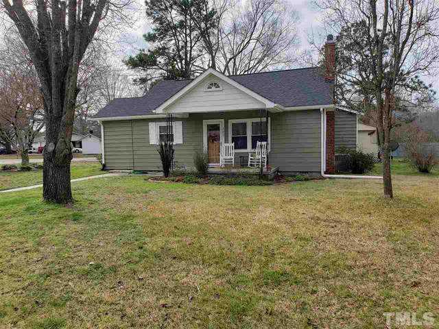 203 Hester Street, Knightdale, NC 27545 (#2301593) :: RE/MAX Real Estate Service