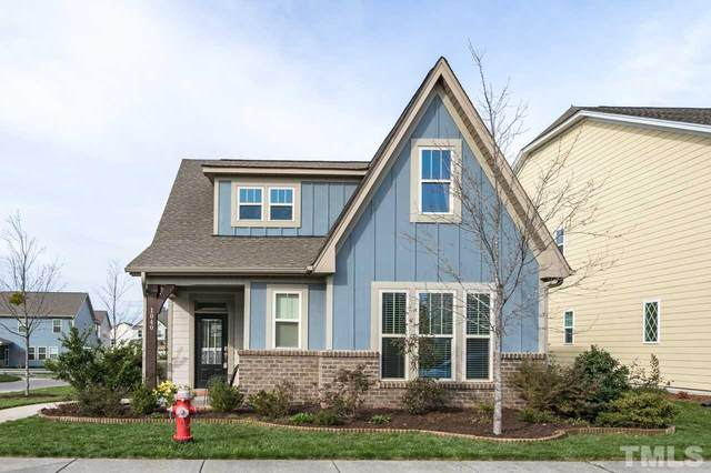 1040 Pemberly Avenue, Morrisville, NC 27560 (#2301596) :: Triangle Top Choice Realty, LLC