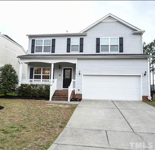 112 Cinder Street, Knightdale, NC 27545 (#2301630) :: Dogwood Properties