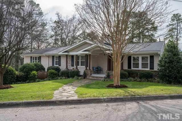 3405 Dell Drive, Raleigh, NC 27609 (#2301632) :: Team Ruby Henderson