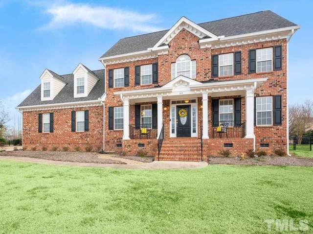 616 Kintyre Drive, Clayton, NC 27520 (#2301650) :: Raleigh Cary Realty