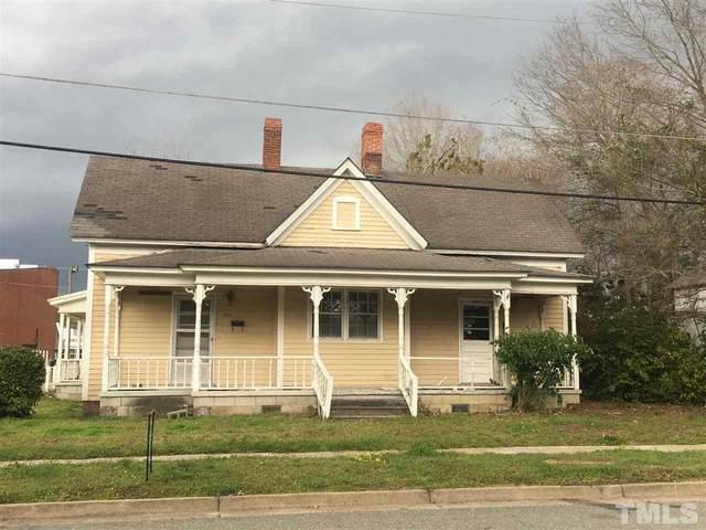 303 N Webb Street N, Selma, NC 27576 (#2301694) :: The Perry Group