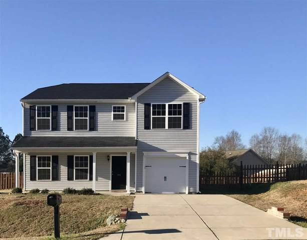 144 Gray Ghost Street, Benson, NC 27504 (#2301696) :: The Results Team, LLC