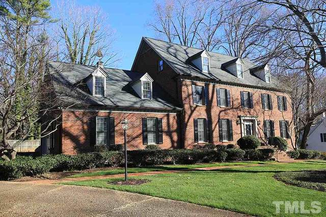 2101 Prescott Place, Raleigh, NC 27615 (#2301725) :: RE/MAX Real Estate Service