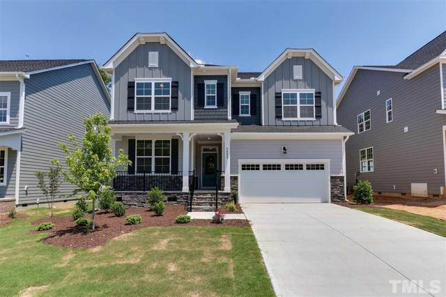 609 Ivy Arbor Way #1241, Holly Springs, NC 27540 (#2301770) :: M&J Realty Group