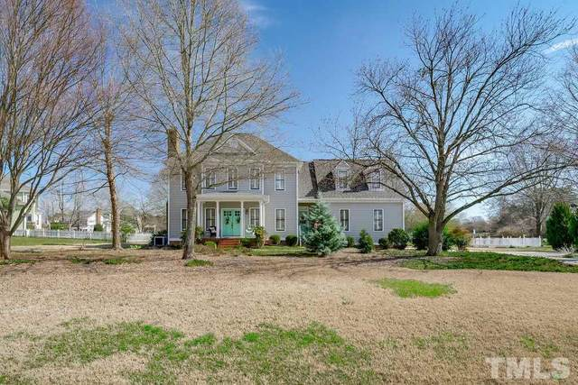 5121 Westminster Lane, Fuquay Varina, NC 27526 (#2301783) :: Sara Kate Homes