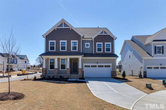 641 Ivy Arbor Way #1234, Holly Springs, NC 27540 (#2301803) :: M&J Realty Group