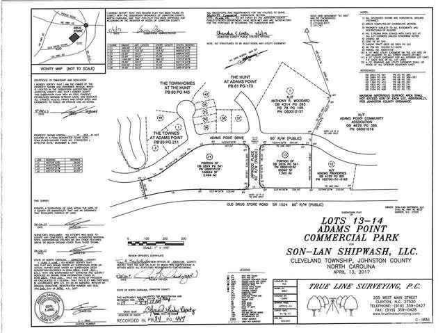 25 Japwood Place, Garner, NC 27529 (#2301825) :: M&J Realty Group