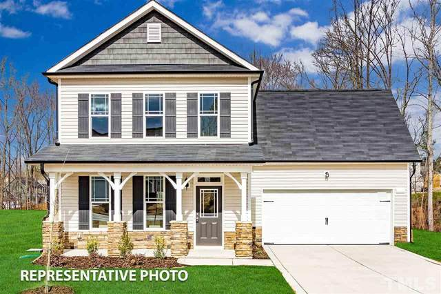 345 Buhrstone Mill Street, Zebulon, NC 27597 (#2301858) :: Dogwood Properties