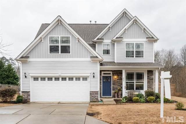 800 Richland Ridge Drive, Wake Forest, NC 27587 (#2301925) :: Sara Kate Homes