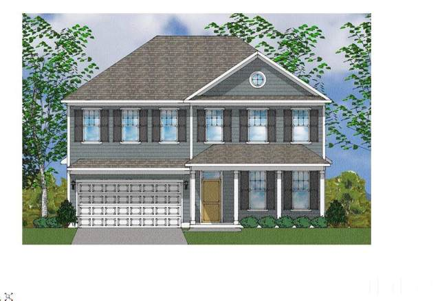 2948 Thurman Dairy Loop Lot 69, Wake Forest, NC 27587 (#2301941) :: Raleigh Cary Realty