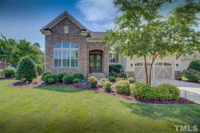 1764 Hasentree Villa Lane, Wake Forest, NC 27587 (#2301945) :: Triangle Top Choice Realty, LLC