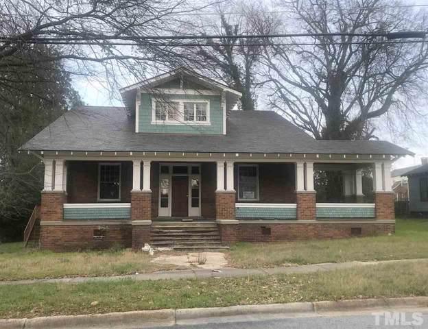 305 W Mulberry Street, Goldsboro, NC 27530 (#2301959) :: The Jim Allen Group