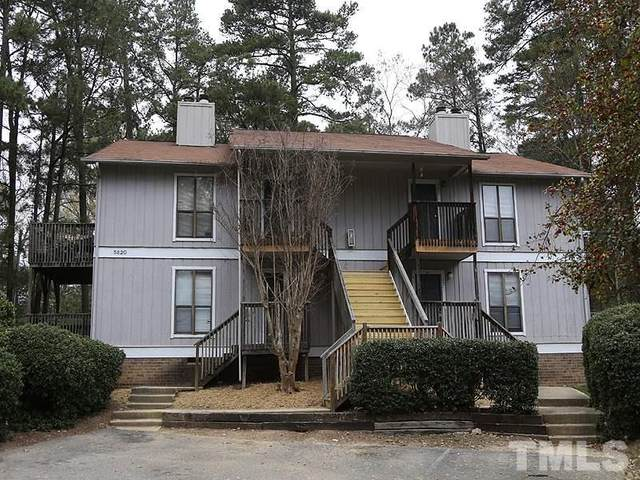 5812 Pointer Drive #201, Raleigh, NC 27609 (#2301964) :: M&J Realty Group