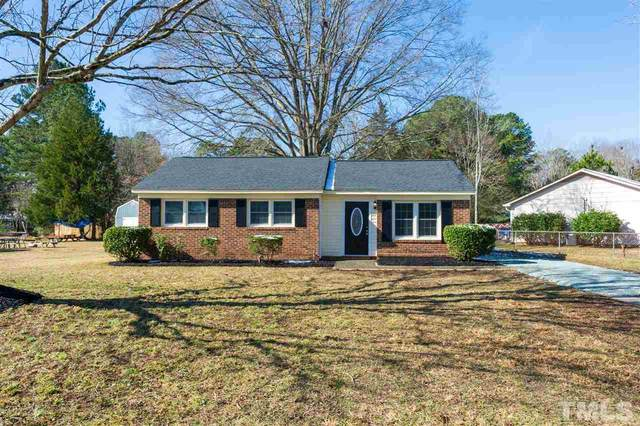 306 Omega Road, Durham, NC 27712 (#2301995) :: Real Estate By Design