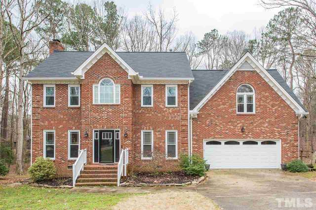4104 Millyork Court, Apex, NC 27539 (#2302049) :: The Jim Allen Group