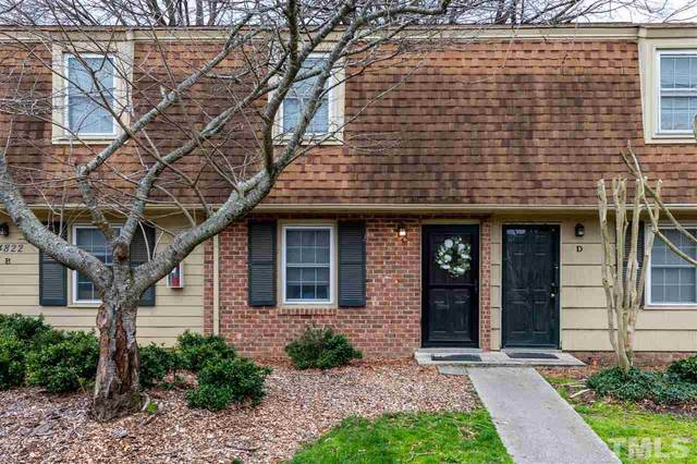 4822 Blue Bird Court C, Raleigh, NC 27606 (#2302054) :: Triangle Top Choice Realty, LLC
