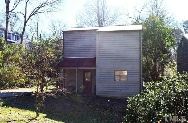207 Dacian Avenue, Durham, NC 27701 (#2302065) :: Dogwood Properties
