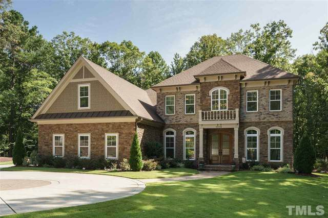 1004 Linenhall Way, Wake Forest, NC 27587 (#2302165) :: Real Estate By Design