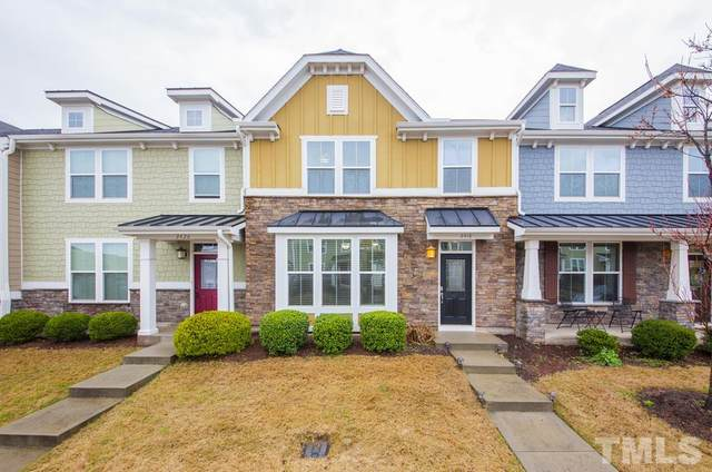 2416 Historic Circle, Morrisville, NC 27560 (#2302175) :: The Perry Group