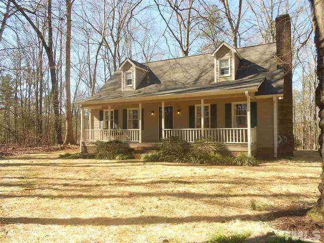 2603 Red Pine Road, Hillsborough, NC 27278 (#2302186) :: Spotlight Realty