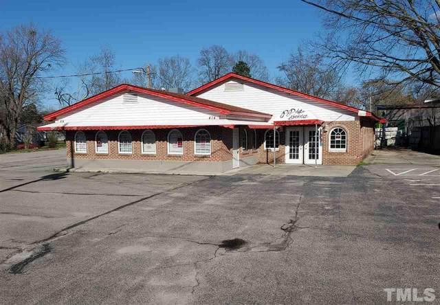414 Shepard School Road, Zebulon, NC 27597 (#2302196) :: M&J Realty Group
