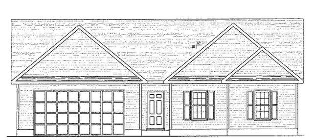 210 North Ridge Drive, Louisburg, NC 27549 (#2302203) :: The Perry Group