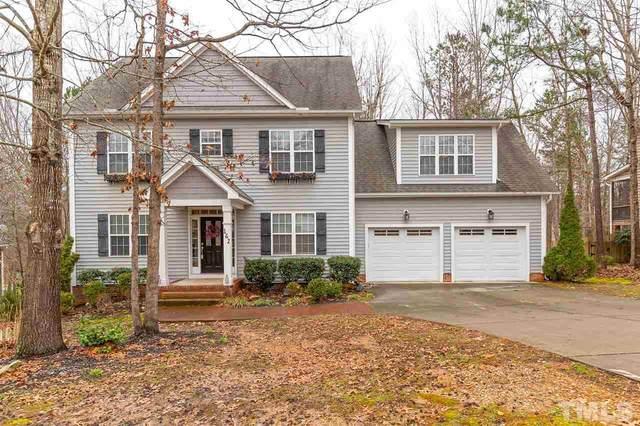 162 Winterberry Street, Clayton, NC 27527 (#2302224) :: Sara Kate Homes