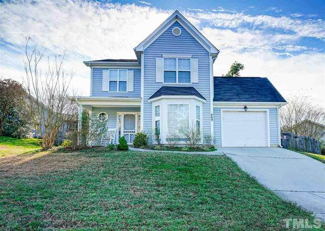 469 Texanna Way, Holly Springs, NC 27540 (#2302230) :: Triangle Top Choice Realty, LLC