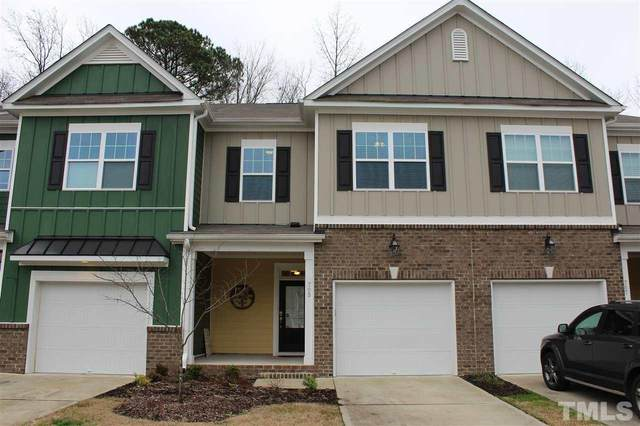 705 Briarcliff Street, Apex, NC 27502 (#2302257) :: Triangle Top Choice Realty, LLC