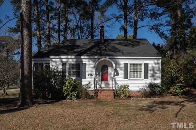 216 W Carver Street, Durham, NC 27704 (#2302260) :: Dogwood Properties