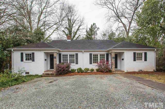 2011 St Marys Street, Raleigh, NC 27608 (#2302264) :: Team Ruby Henderson