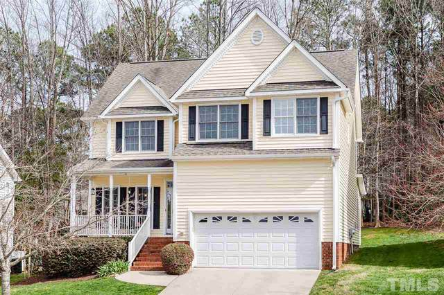 1716 Gracechurch Street, Wake Forest, NC 27587 (#2302284) :: Classic Carolina Realty