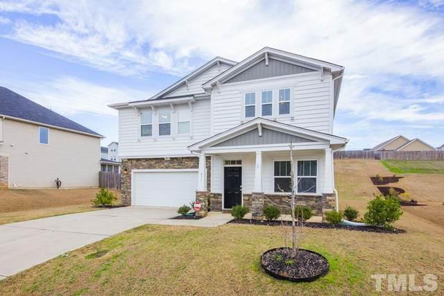 411 Rolling Meadows Drive, Clayton, NC 27527 (#2302307) :: Sara Kate Homes