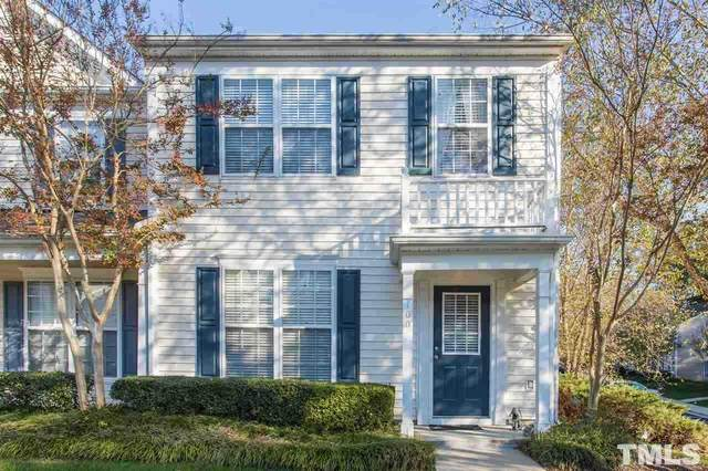 100 Parklane Drive, Morrisville, NC 27560 (#2302313) :: The Perry Group