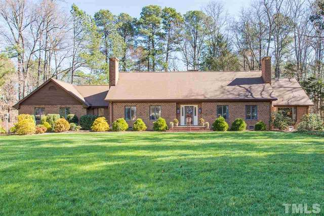 1023 Cleland Drive, Chapel Hill, NC 27517 (#2302345) :: Triangle Top Choice Realty, LLC