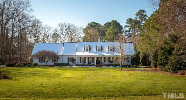 6521 Whitted Road, Fuquay Varina, NC 27526 (#2302365) :: Raleigh Cary Realty