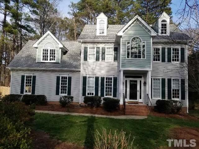 4101 Ridgebrook Bluffs Drive, Raleigh, NC 27603 (#2302368) :: Rachel Kendall Team