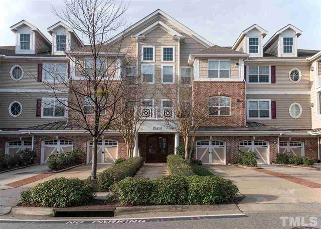 10411 Rosegate Court #103, Raleigh, NC 27617 (#2302375) :: M&J Realty Group