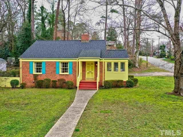 1500 Banbury Road, Raleigh, NC 27607 (#2302377) :: Dogwood Properties