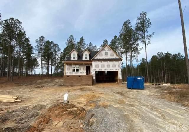 249 Dundalk Drive, Zebulon, NC 27597 (#2302407) :: Real Estate By Design