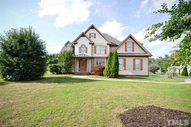 3908 Autumn Creek Drive, Fuquay Varina, NC 27526 (#2302426) :: RE/MAX Real Estate Service