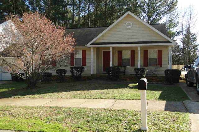 413 Lee Street, Holly Springs, NC 27540 (#2302449) :: The Perry Group