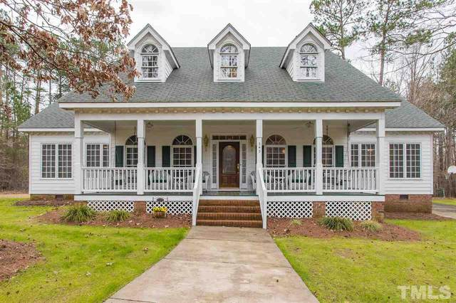 343 Forest Oaks Drive, Clayton, NC 27527 (#2302458) :: Triangle Top Choice Realty, LLC